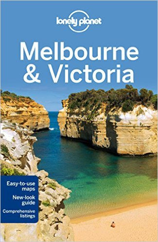 Melbourne & Victoria (Australia) Lonely Planet 9e
