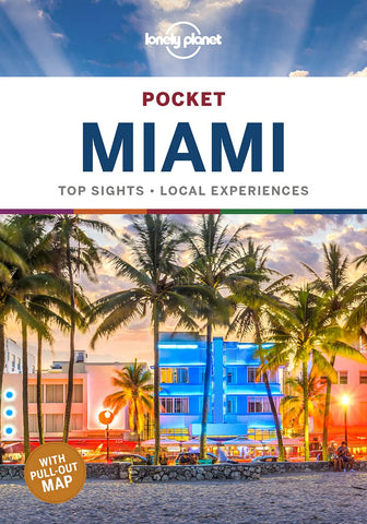 Miami Pocket Lonely Planet 1e