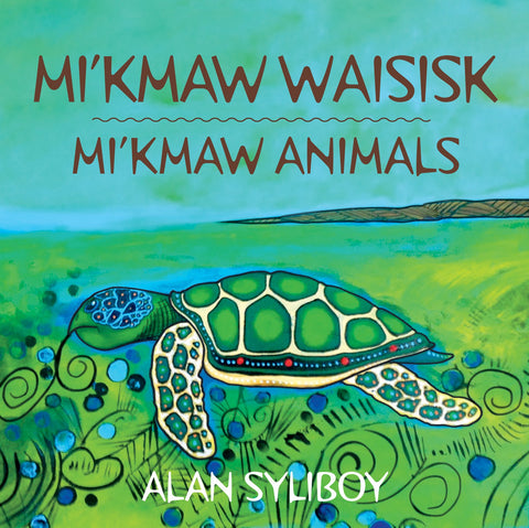 Mi'kmaw Animals Board book