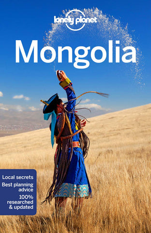 Mongolia Lonely Planet 8e