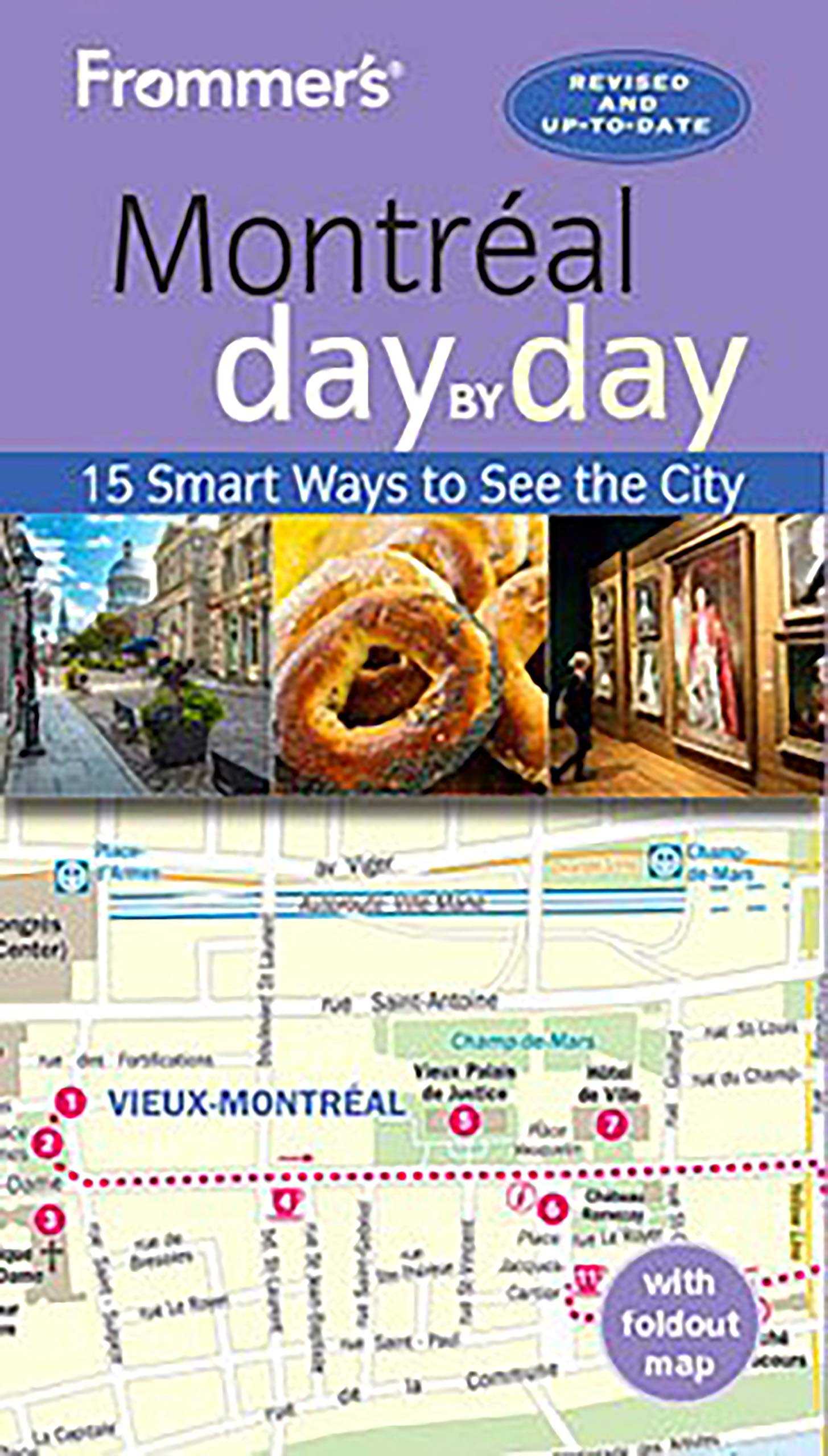Frommer's Montreal Day by Day 3e