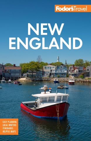New England Rand McNally Regional Map