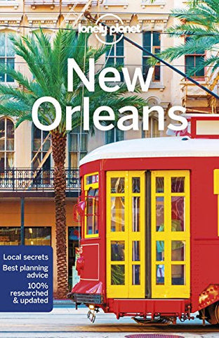 New Orleans Lonely Planet 7e