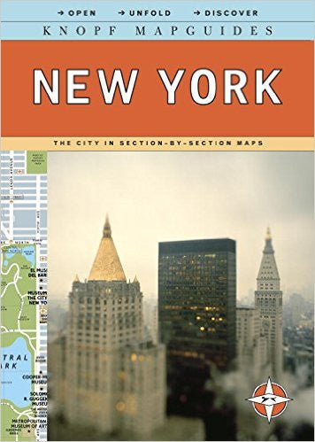New York Knopf Mapguide