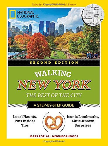 Walking New York National Geographic 2e