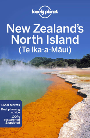 New Zealand's North Island Lonely Planet 3e