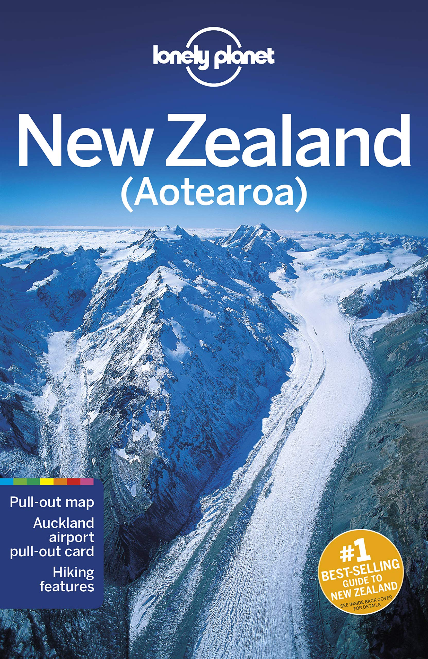 New Zealand  Lonely Planet 17e