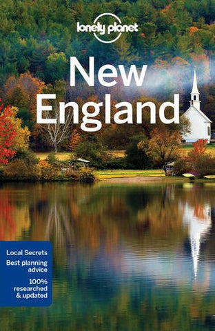 New England Lonely Planet 8e