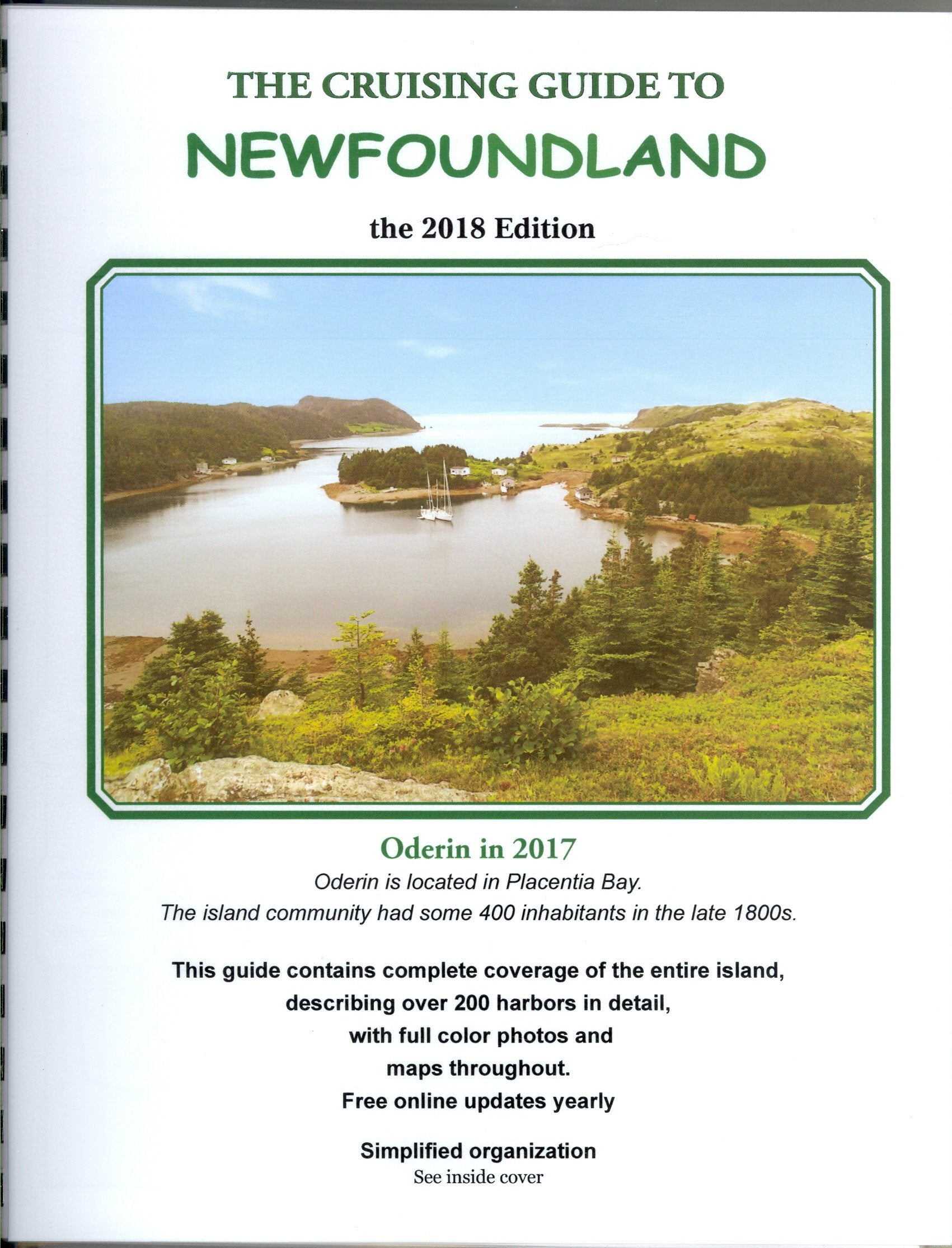 Cruising Guide to Newfoundland