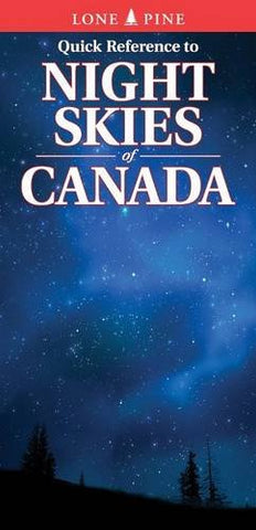 Quick Reference to Night Skies of Canada