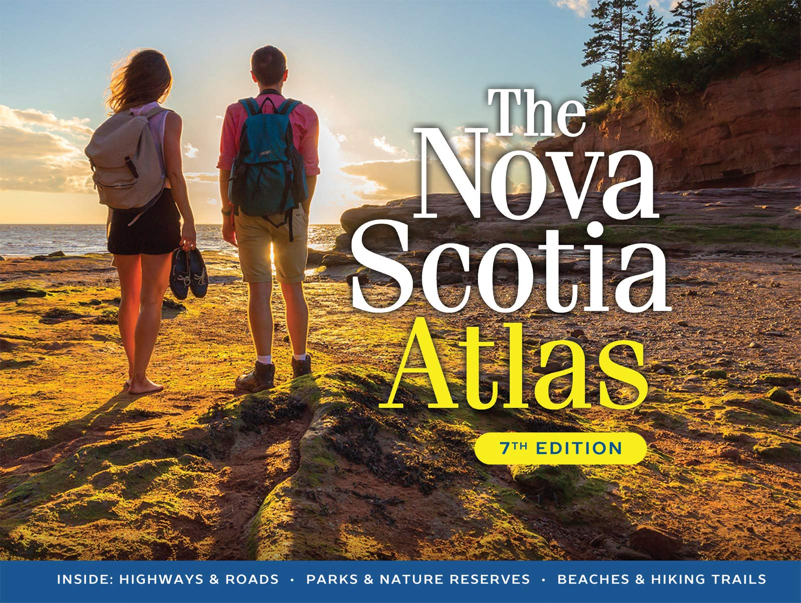 Nova Scotia Atlas 6e 2013 print