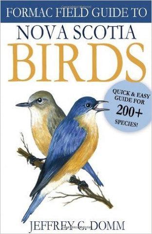 Nova Scotia Birds: Field Guide
