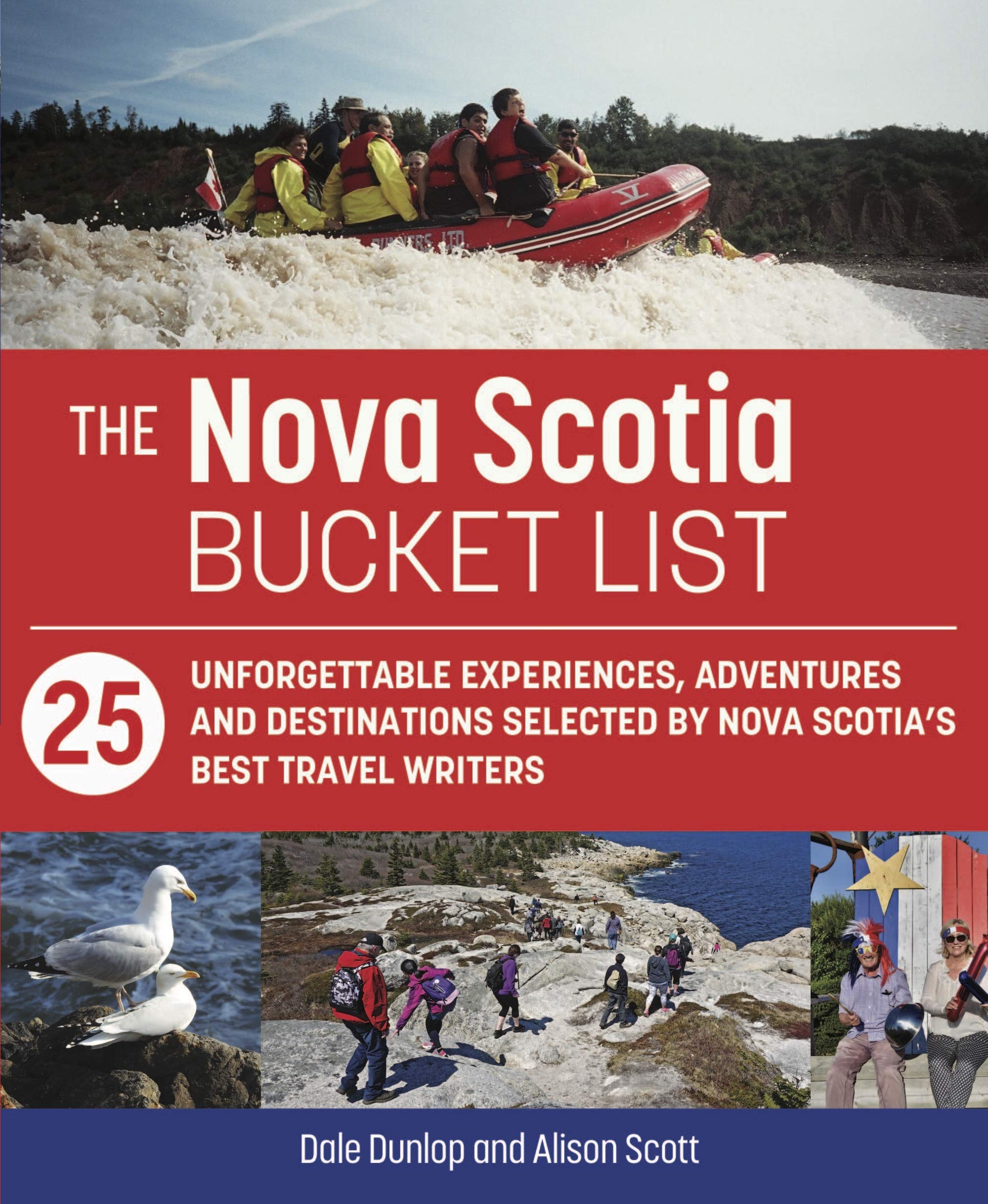 The Nova Scotia Bucket List