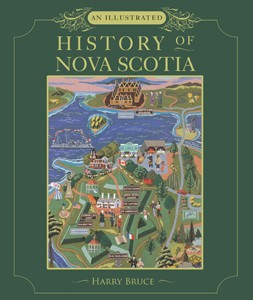 All Illustrated History of Nova Scotia