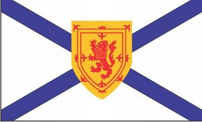 "Nova Scotia Flag 12""x18"""