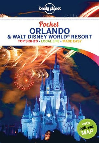 Orlando & Walt Disney World Pocket Lonely Planet 2e