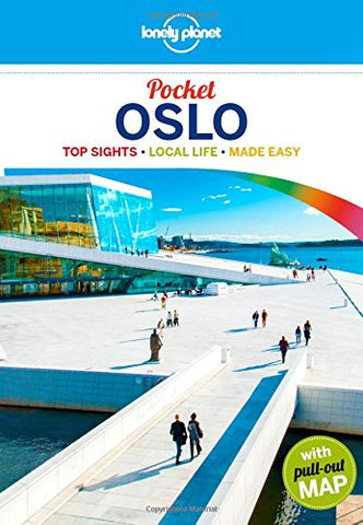 Oslo Pocket Lonely Planet 1e