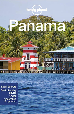 Panama Lonely Planet 7e
