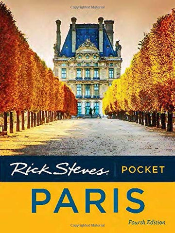 Paris Pocket Rick Steves 4e