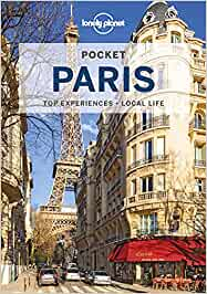 Paris Pocket Lonely Planet 5e