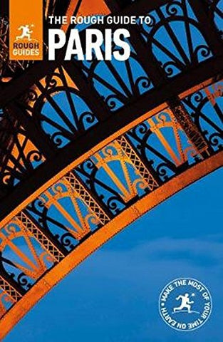 Paris Rough Guide 16e