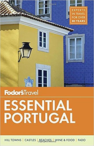 Fodor's Essential Portugal 1e