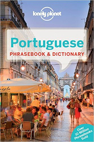 Portuguese Lonely Planet Phrasebook 3e