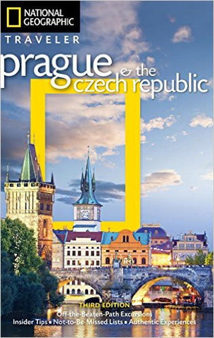 Prague & the Czech Republic NG Traveler Guide 3e
