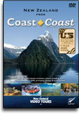 New Zealand from Coast to Coast DVD