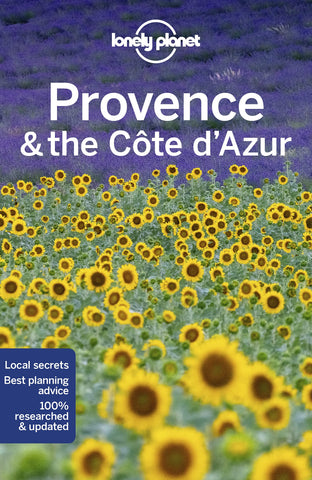 Provence & the Cote d'Azur Lonely Planet 8e