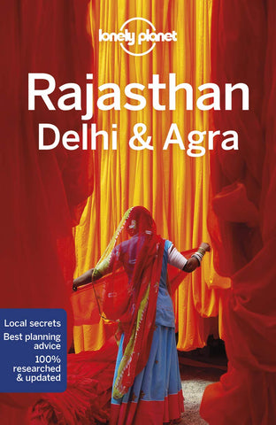 Rajasthan, Delhi & Agra  Lonely Planet 6e