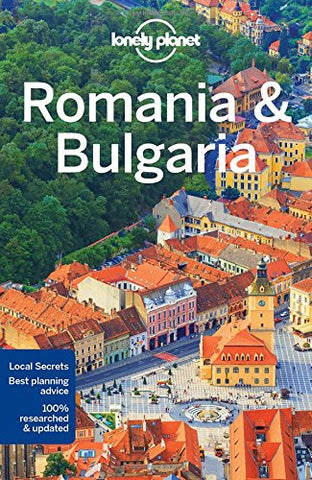 Romania & Bulgaria  Lonely Planet 7e