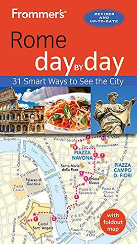 Frommer's Rome Day by Day 4e