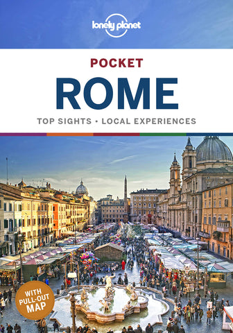 Rome Pocket Lonely Planet 4e