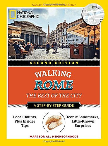 Walking Rome National Geographic 2e