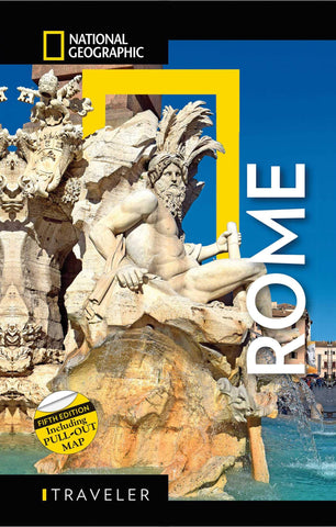 Rome National Geographic Traveler 5e