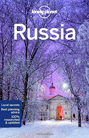 Russia Lonely Planet 8e