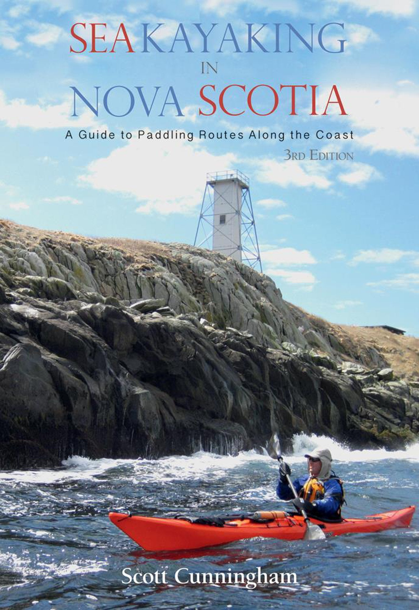 Sea Kayaking in Nova Scotia 3e