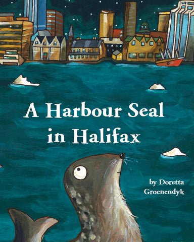 A Harbour Seal in Halifax