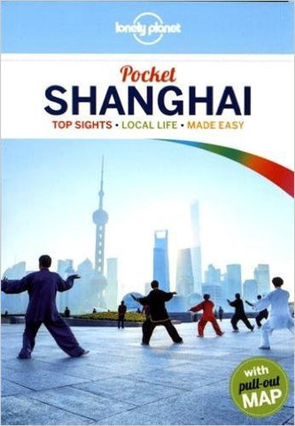 Shanghai Pocket Lonely Planet 4e