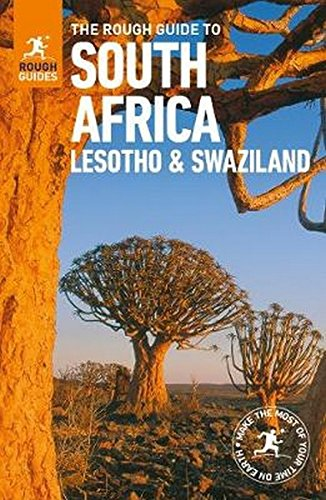 South Africa, Lesotho & Swaziland Rough Guide 9e