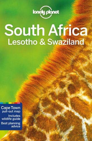 South Africa, Lesotho & Swaziland Lonely Planet 10e