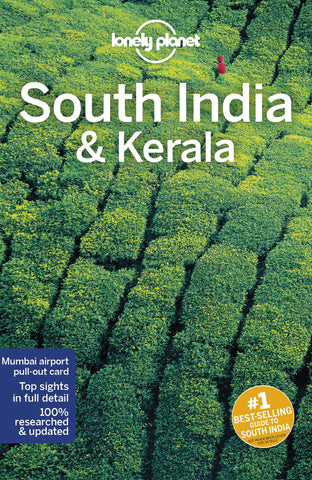 South India & Kerala Lonely Planet 10e