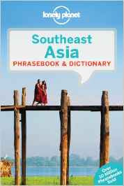 South East Asia Lonely Planet Phrasebook 3e