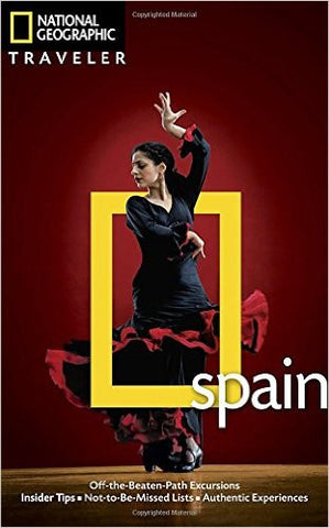 Spain NG Traveler Guide 4e
