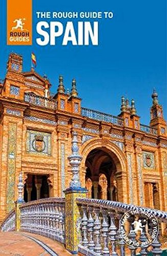 Spain Rough Guide 16e