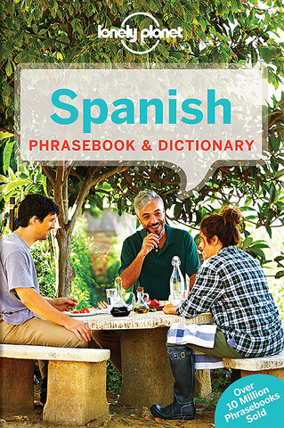 Spanish Lonely Planet Phrase Book 6e