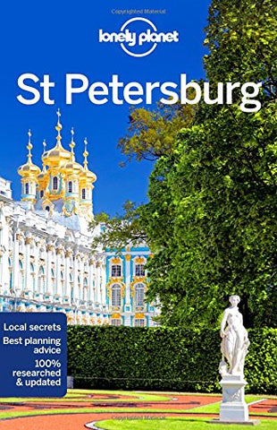St Petersburg Lonely Planet 8e