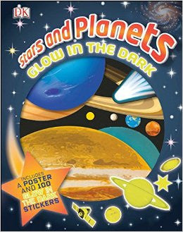 Stars & Planets: Glow in the Dark