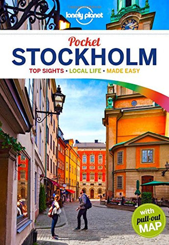 Stockholm Pocket Lonely Planet 4e